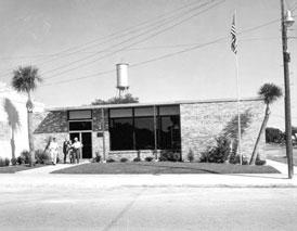 Photo---Branford---Post-Office---1960---November