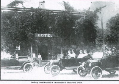 Photo---Branford---Stalvey-Hotel---1930s