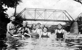 Photo---Bridge---Ellaville---1935