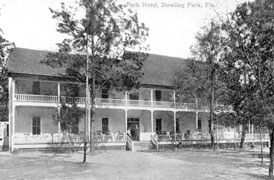 Photo---Dowling-Park---Park-Hotel---1900s