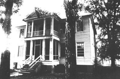 Photo---Hull-Hawkins-House---Circa-1972---2