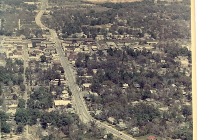 Photo---Live-Oak---Aerial---Downtown---Late-1960s---4