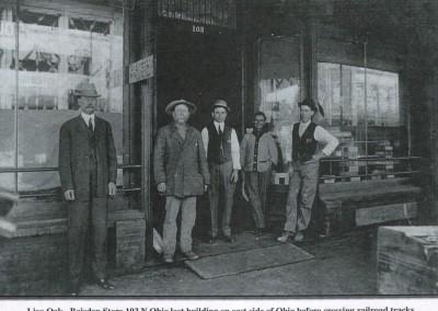 Photo---Live-Oak---Baisden-Store---Early-1900s---2