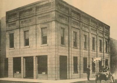Photo---Live-Oak---Citizens-Bank---1908