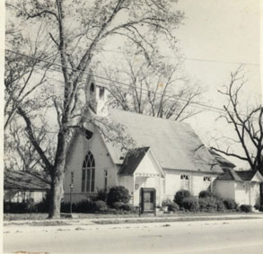 Photo---Live-Oak---Episcopal-Church---Mid-1900s