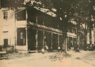 Photo---Live-Oak---Ethel-Hotel---1908---Conner-Street