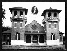 Photo---Live-Oak---First-Baptist-Church---1900s