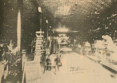 Photo---Live-Oak---Hair-Hardware-Company-Interior---1908