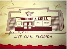 Photo---Live-Oak---Johnnie's-Grill-on-corner-of-Conner-and-Ohio---1946