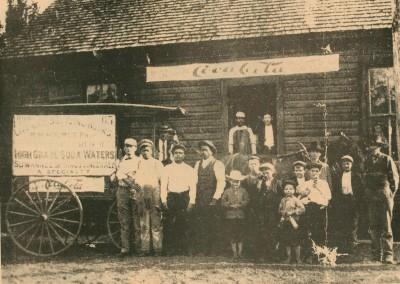 Photo---Live-Oak---Live-Oak-Bottling-Works---1908