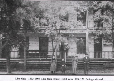 Photo---Live-Oak---Live-Oak-House-Hotel---1893-1895