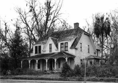 Photo---Live-Oak---May-House---1977---February---Where-City-Hall-is-Now