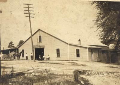 Photo---Live-Oak---Mizell's-Store---1910