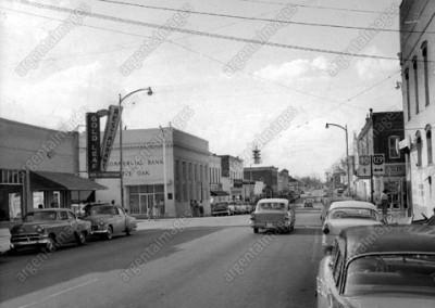 Photo---Live-Oak---Ohio-Avenue-and-Howard-Street---1957