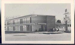 Photo---Live-Oak---Parker's-Motel---1950s-or-60s