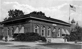Photo---Live-Oak---Post-Office---1920s