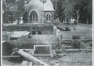 Photo---Live-Oak---Post-Office---Under-Construction---1915---2