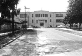 Photo---Live-Oak---Suwannee-High-School-then-Junior-High-School---1960s