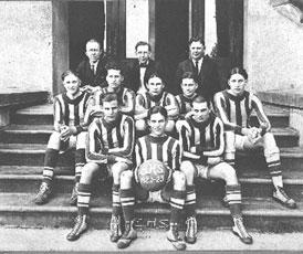 Photo---Live-Oak---Suwannee-High-Soccer-Team---Fighting-Hebrews---1923