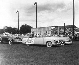 Photo---Live-Oak---Tobacco-Festival---1949---August-6---9