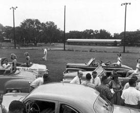 Photo---Live-Oak---Tobacco-Festival---1949