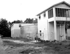 Photo---Live-Oak---Water-Treatment-Plant---1958