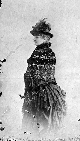 Photo---People---Ella-(could-be-Frederica)-Bucki---Wife-of-Louis-Bucki---1880s
