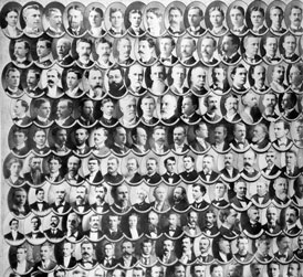 Photo---People---Florida-Judges-1899---JF-White---Bottom-row-4th-from-right