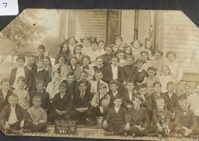 Photo---People---Live-Oak-School---Circa-1910---4th-Grade