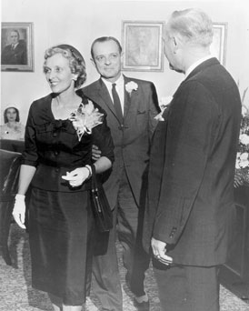 Photo---People---Senator-Horry-Hair---1959