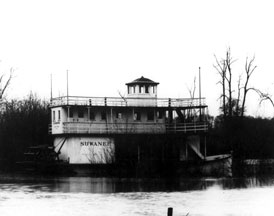 Photo---Steamboat---Suwanee---As-Originally-Rebuilt-by-Henry-Ford