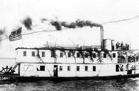 Photo---Steamboat---Suwanee-on-Lake-Okeechobee---Prior-to-1926