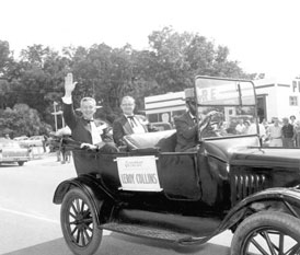 Photo---Suwannee-County---Centennial-Parade---Governor-LeRoy-Collins---1958---1