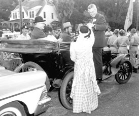 Photo---Suwannee-County---Centennial-Parade---Governor-LeRoy-Collins---1958---2