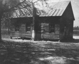Photo---Suwannee-County---County-Line-School-(Suwannee-Columbia)---1900s