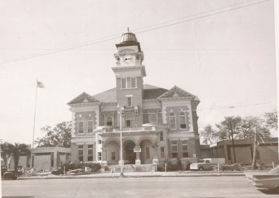 Photo---Suwannee-County---Courthouse---02-24-1965