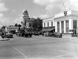 Photo---Suwannee-County---Courthouse---1948---1