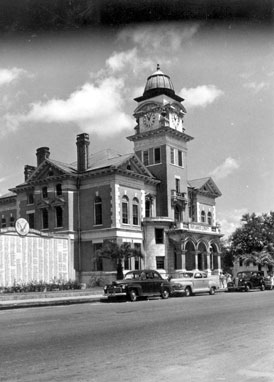 Photo---Suwannee-County---Courthouse---1948---2