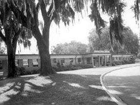Photo---Suwannee-County---Hospital---1958---October