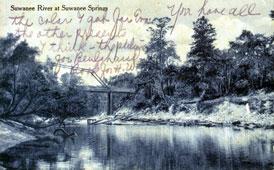 Photo---Suwannee-Springs---1900s---2