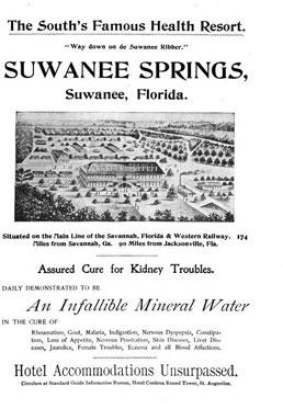 Photo---Suwannee-Springs---Circa-1900