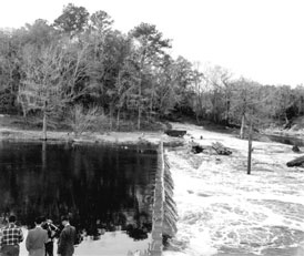 Photo---Suwannee-Springs---Dam---1962---4
