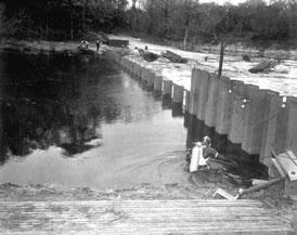Photo---Suwannee-Springs---Dam---1962---5