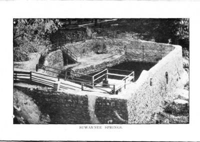 Photo---Suwannee-Springs---Early-1900s