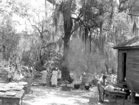 Photo---Suwannee-Springs---Suwannee-Club-Camp---4-H---1922