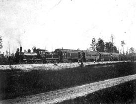 Photo---Suwannee-and-San-Pedro-Railroad-Engine-#3---1902