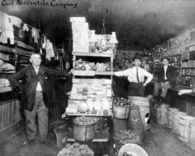 Photo---Wellborn---Cash-Mercantile-Company-Store---Around-1900---see-summary
